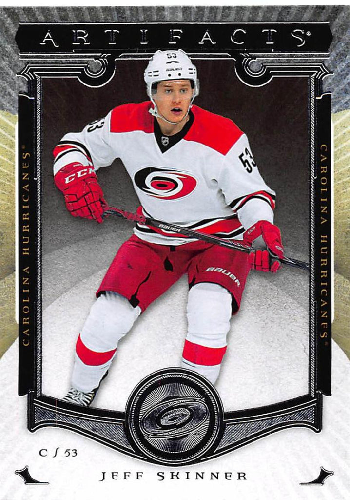 2015-16 Upper Deck Artifacts #77 Jeff Skinner MINT Hurricanes