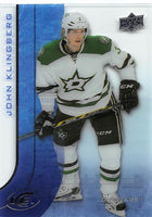 2015-16 Upper Deck Ice #32 John Klingberg MINT Stars