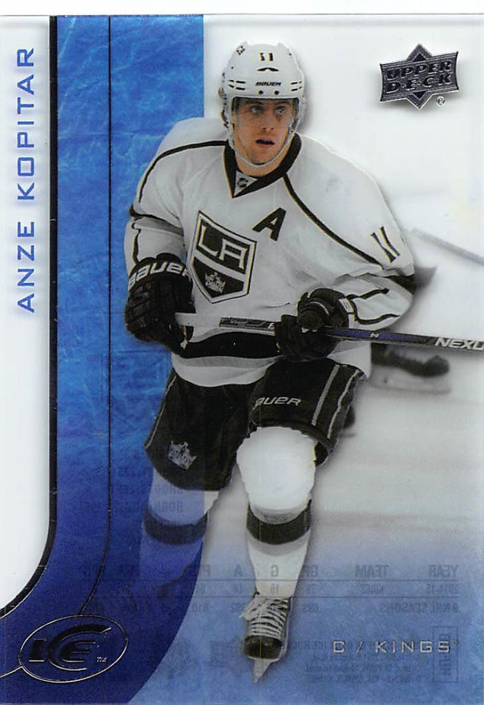2015-16 Upper Deck Ice #46 Anze Kopitar MINT Kings
