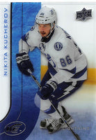 2015-16 Upper Deck Ice #81 Nikita Kucherov MINT Lightning