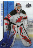 2015-16 Upper Deck Ice #91 Martin Brodeur MINT NJ Devils