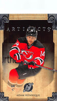 Hockey NHL 2013-14 Artifacts #1 Adam Henrique MINT NJ Devils