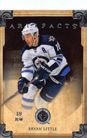 Hockey NHL 2013-14 Artifacts #12 Bryan Little MINT Winn Jets