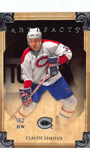 Hockey NHL 2013-14 Artifacts #14 Claude Lemieux MINT Canadiens