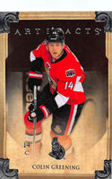 Hockey NHL 2013-14 Artifacts #15 Colin Greening MINT Senators