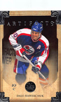 Hockey NHL 2013-14 Artifacts #17 Dale Hawerchuk MINT Winn Jets