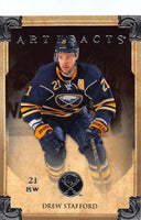 Hockey NHL 2013-14 Artifacts #23 Drew Stafford MINT Sabres