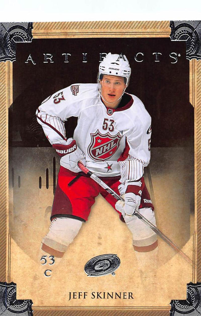 Hockey NHL 2013-14 Artifacts #40 Jeff Skinner MINT Hurricanes