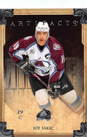 Hockey NHL 2013-14 Artifacts #41 Joe Sakic MINT Avalanche