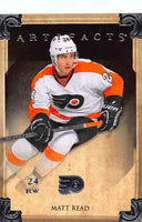 Hockey NHL 2013-14 Artifacts #58 Matt Read MINT Flyers