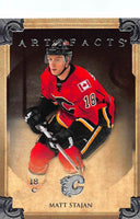 Hockey NHL 2013-14 Artifacts #59 Matt Stajan MINT Flames