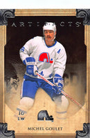 Hockey NHL 2013-14 Artifacts #63 Michel Goulet MINT Nordiques