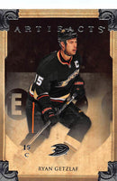 Hockey NHL 2013-14 Artifacts #87 Ryan Getzlaf MINT Ducks