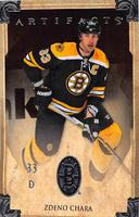 Hockey NHL 2013-14 Artifacts #100 Zdeno Chara MINT Bruins