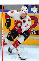 2007-08 Upper Deck Exclusives Parallel #53 Robyn Regehr MINT Hockey NHL 44/100 Flames