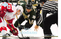 2007-08 Upper Deck Exclusives Parallel #82 Mike Modano MINT Hockey NHL 62/100 Stars