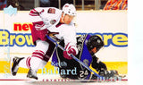 2007-08 Upper Deck Exclusives Parallel #98 Keith Ballard MINT Hockey NHL 86/100 Coyotes