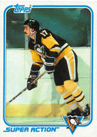 1981-82 Topps #E128 Rick Kehoe NM-MT Hockey NHL Penguins