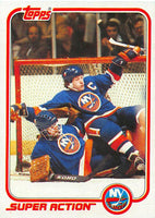 1981-82 Topps #E130 Denis Potvin NM-MT Hockey NHL NY Islanders