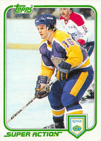 1981-82 Topps #W125 Marcel Dionne NM-MT Hockey NHL Kings