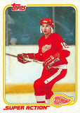 1981-82 Topps #W129 Dale McCourt NM-MT Hockey NHL Red Wings