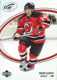 2005-06 Ice #58 Brian Gionta MINT Hockey NHL NJ Devils