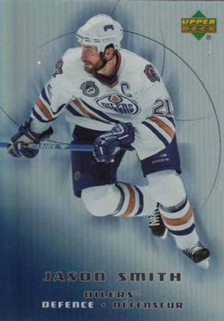 2005-06 McDonald's #13 Jason Smith  Hockey NHL Oilers