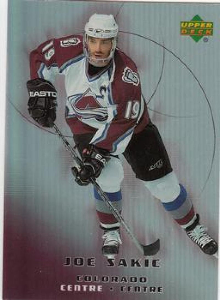 2005-06 McDonald's #24 Joe Sakic MINT Hockey NHL Avalanche