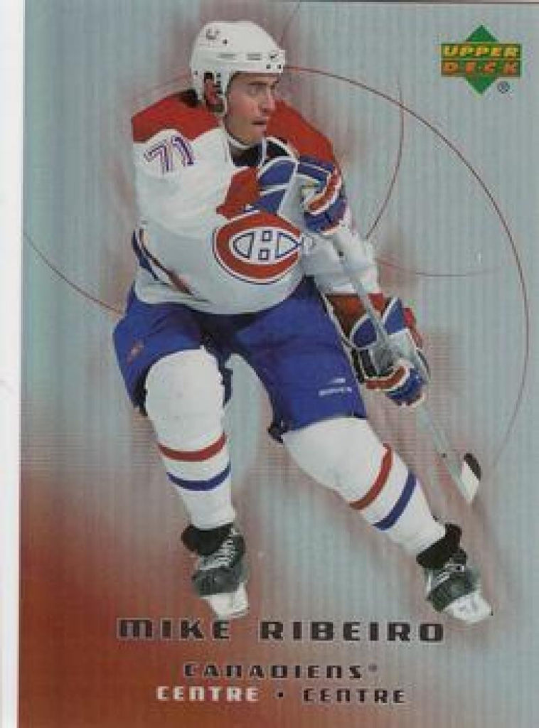 2005-06 McDonald's #27 Mike Ribeiro MINT Hockey NHL Canadiens