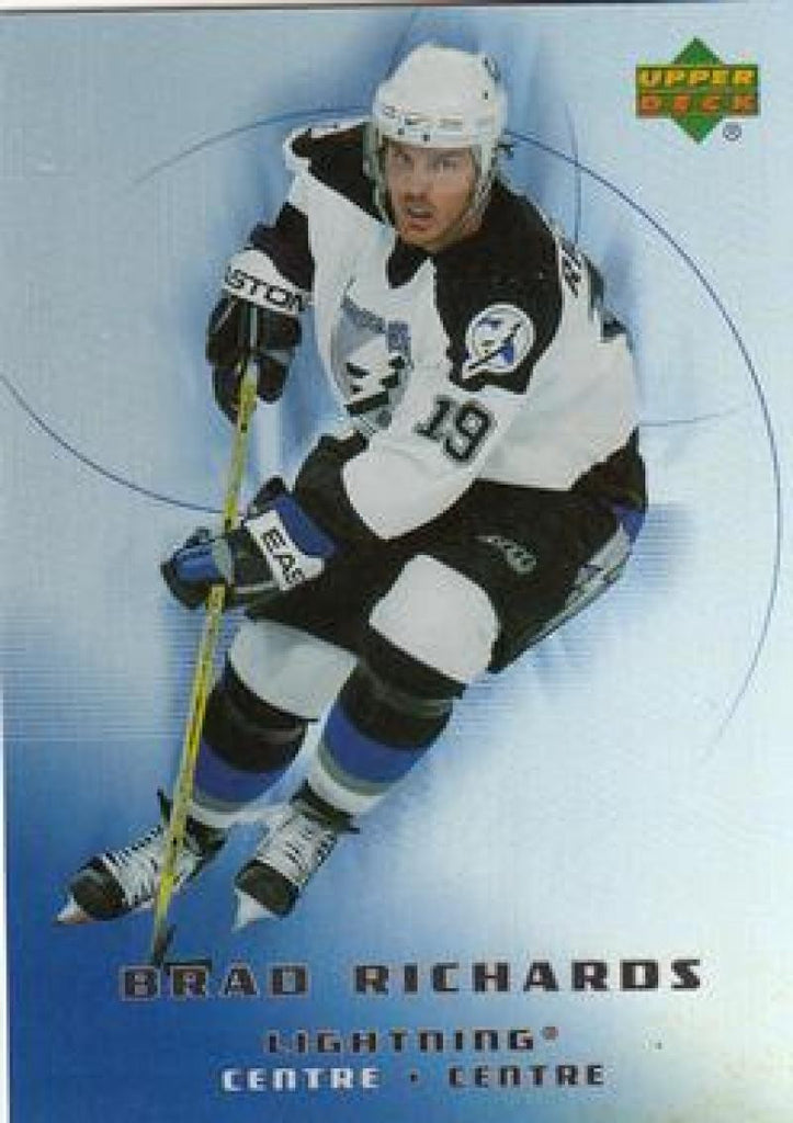 2005-06 McDonald's #30 Brad Richards MINT Hockey NHL Lightning