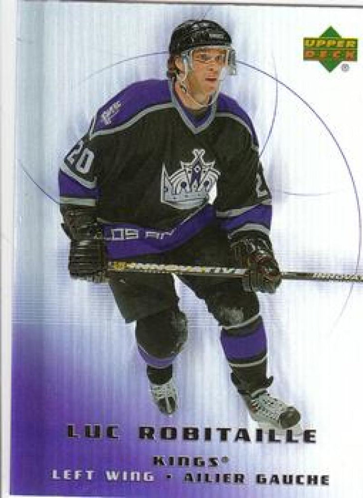 2005-06 McDonald's #31 Luc Robitaille MINT Hockey NHL Kings