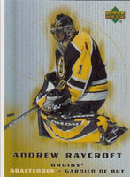 2005-06 McDonald's #33 Andrew Raycroft MINT Hockey NHL Bruins