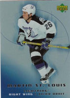 2005-06 McDonald's #38 Martin St. Louis MINT Hockey NHL Lightning