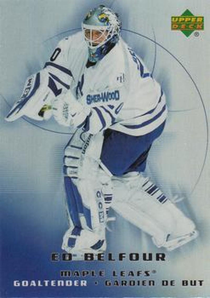 2005-06 McDonald's #39 Ed Belfour MINT Hockey NHL Maple Leafs