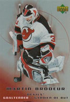 2005-06 McDonald's #48 Martin Brodeur MINT Hockey NHL NJ Devils