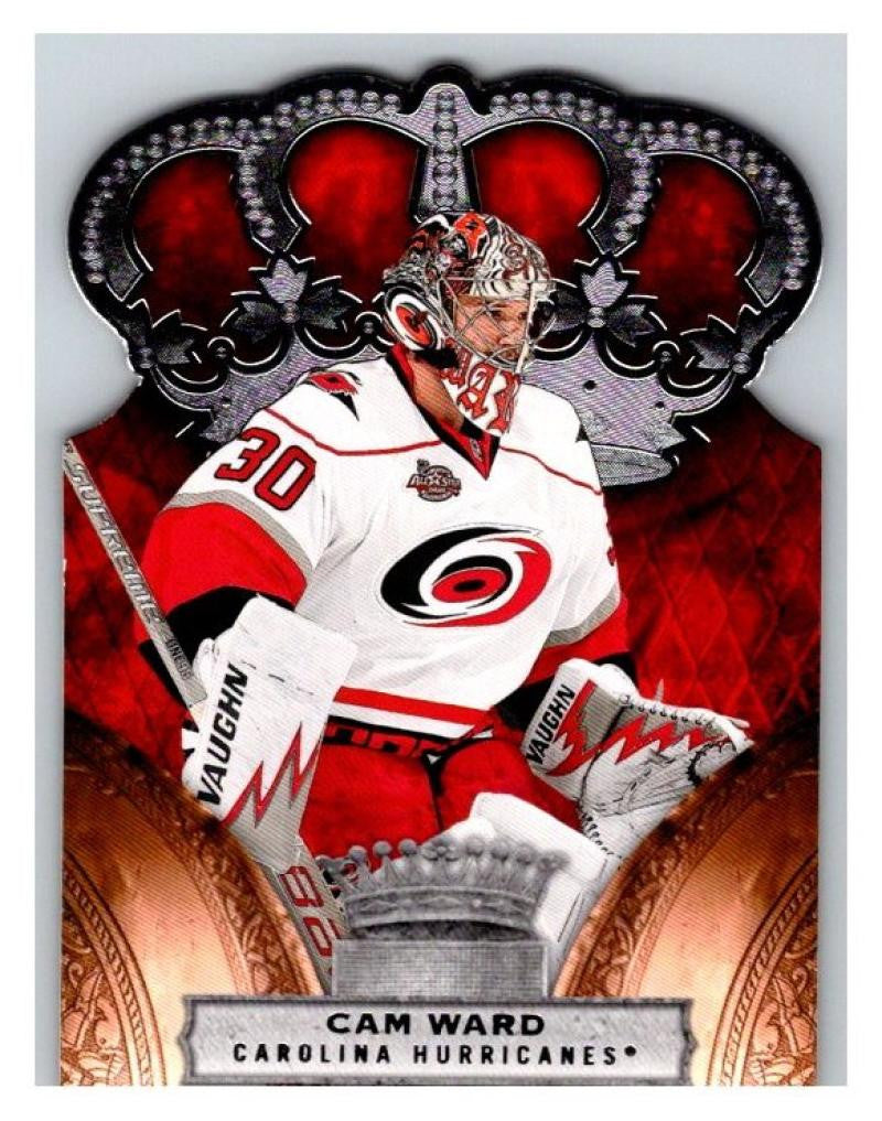 2010-11 Crown Royale #19 Cam Ward NM-MT Hockey NHL Hurricanes