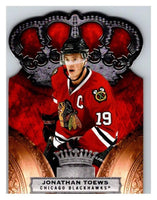 2010-11 Crown Royale #21 Jonathan Toews NM-MT Hockey NHL Blackhawks