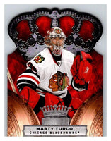 2010-11 Crown Royale #22 Marty Turco NM-MT Hockey NHL Blackhawks