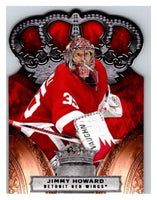 2010-11 Crown Royale #36 Jimmy Howard  Hockey NHL Red Wings