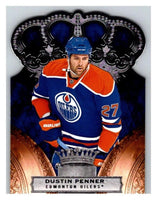 2010-11 Crown Royale #40 Dustin Penner NM-MT Hockey NHL Oilers