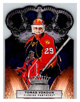 2010-11 Crown Royale #42 Tomas Vokoun NM-MT Hockey NHL Panthers