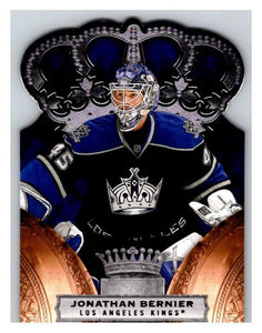 2010-11 Crown Royale #46 Jonathan Bernier NM-MT Hockey NHL Kings