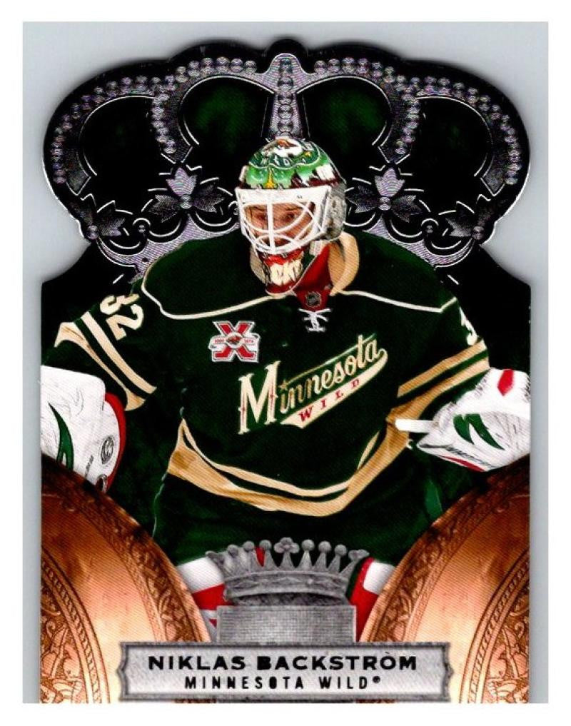2010-11 Crown Royale #49 Niklas Backstrom NM-MT Hockey NHL Wild