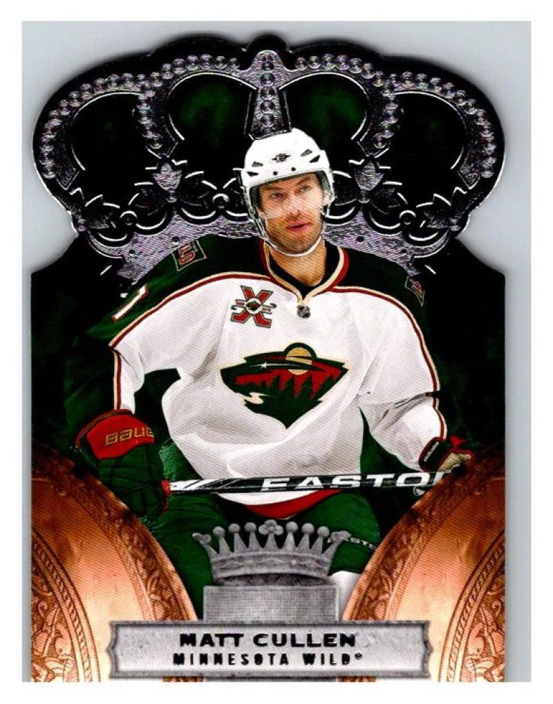 2010-11 Crown Royale #50 Matt Cullen NM-MT Hockey NHL Wild