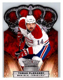2010-11 Crown Royale #52 Tomas Plekanec NM-MT Hockey NHL Canadiens