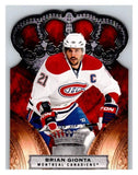 2010-11 Crown Royale #54 Brian Gionta NM-MT Hockey NHL Canadiens