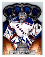 2010-11 Crown Royale #65 Henrik Lundqvist NM-MT Hockey NHL NY Rangers