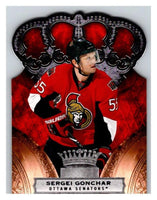 2010-11 Crown Royale #69 Sergei Gonchar NM-MT Hockey NHL Senators