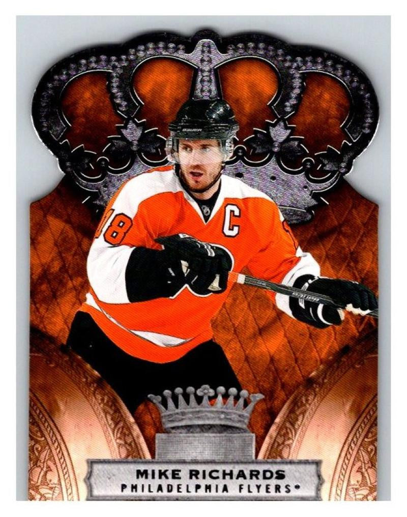 2010-11 Crown Royale #70 Mike Richards NM-MT Hockey NHL Flyers