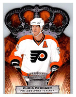 2010-11 Crown Royale #72 Chris Pronger NM-MT Hockey NHL Flyers